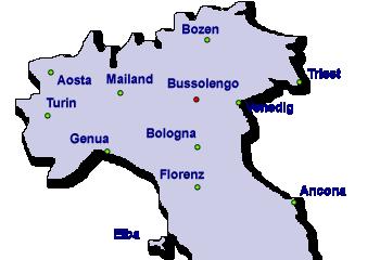 gardasee bussolengo karte Bussolengo   Gardasee